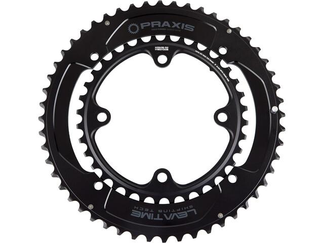 Praxis Works X-Rings Kit plateau pour vélo route 10/11 vitesses pour Zayante Carbone